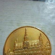 Medallas temáticas: BÉLGICA MIEMBRO DE LA C.E.E. DESDE 1958. Lote 94496194