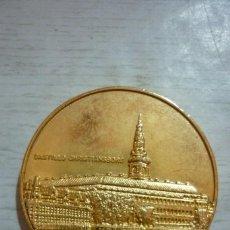 Medallas temáticas: DINAMARCA MIEMBRO DE LA C.E.E. DESDE 1973. Lote 94496270