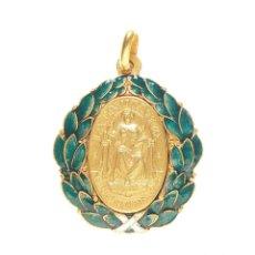 Medallas temáticas: RARA MEDALLA LA EQVITATIVA - FUNDACION ROSSILO - AGENTE LAUREADO - 1948 EQUITATIVA SEGUROS. Lote 94526578