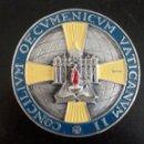 Medallas temáticas: MEDALLA CONMEMORATIVA PABLO VI - CONCILIO ECUMÉNICO VATICANO II. Lote 95180119