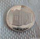 Medallas temáticas: MEDALLA PLATA - OVIEDO, CIUDAD FUNDADA EN EL AÑO 761.. Lote 95330699