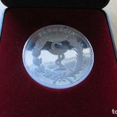 Medallas temáticas: MEDALLA FARMACIA - PLATA C9. Lote 95431479