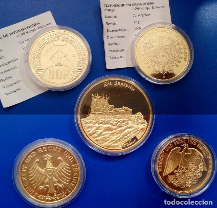 Medallas temáticas: BONITO LOTE DE 5 MONEDAS CONMEMORATIVAS DE ALEMANIA IDEAL PARA INICIAR O AMPLIAR UNA COLECCION - Foto 2 - 95520159