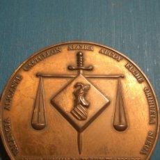 Medallas temáticas: MEDALLA CONSEJO ABOGADOS VALENCIANOS. Lote 95697754