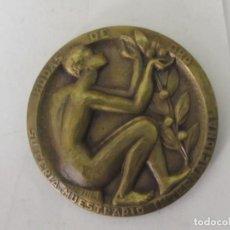Medallas temáticas: MEDALLA CONMEMORATIVA - FERIA MUESTRARIO INTERNACIONAL VALENCIA (1972). Lote 108879988