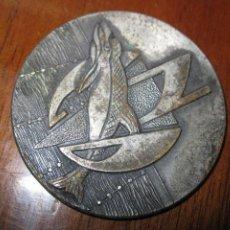 Medallas temáticas: CLUB NAUTICO DELFIN PRECIOSA MEDALLA ANTIGUA 1971 4,5 ALICANTE. Lote 48148522