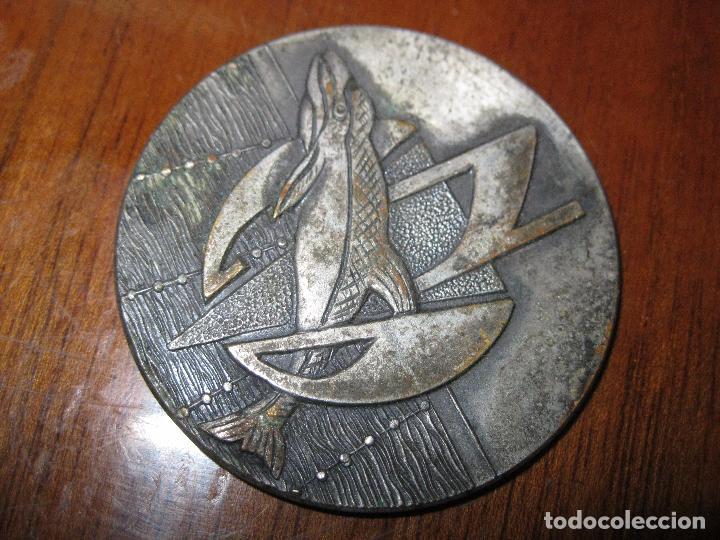 Medallas temáticas: CLUB NAUTICO DELFIN PRECIOSA MEDALLA ANTIGUA 1971 4,5 alicante - Foto 2 - 48148522