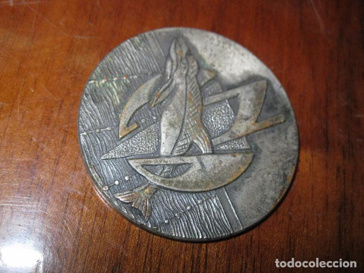 Medallas temáticas: CLUB NAUTICO DELFIN PRECIOSA MEDALLA ANTIGUA 1971 4,5 alicante - Foto 3 - 48148522