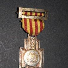 Medallas temáticas: MEDALLA INAUGURACIO SENYERA - S.QUIRZE DE TARRASSA - AÑO 1958. Lote 97768075