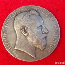 Medallas temáticas: MEDALLA ALEMANA PLATA DE 990 MARCADA EN CANTO, 4 CM. DE DIÁMETRO, JULIO 1912, BUEN EJEMPLAR VER FOTO. Lote 98356459