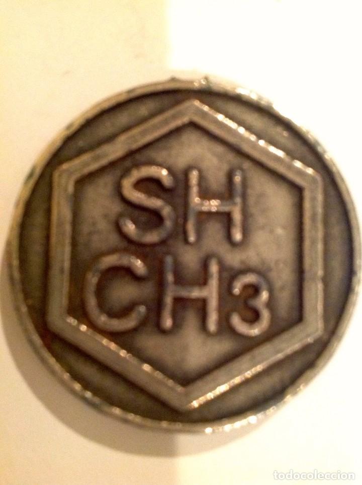 Medallas temáticas: Medalla Ramón Y Cajal 1852 1934 Premio Novel De Medicina 1906 - Foto 2 - 100902467
