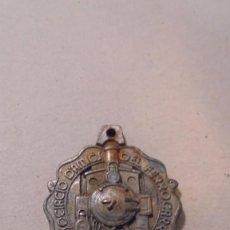 Medallas temáticas: FERROCARRIL - REUS - MEDALLA ASSOCIACIO D'AMICS DEL FERROCARRIL - REUS 4,5X4 CM. . Lote 101058927