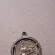 Medallas temáticas: FERROCARRIL - ANTIGUA MEDALLA RUSA BDZ - 3,5X3 CM. . Lote 101086063