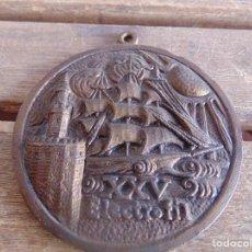 Medallas temáticas: MEDALLA ELECTROFIL SEVILLA SA XXV ANIVERSARIO 1948 1973. Lote 101493511