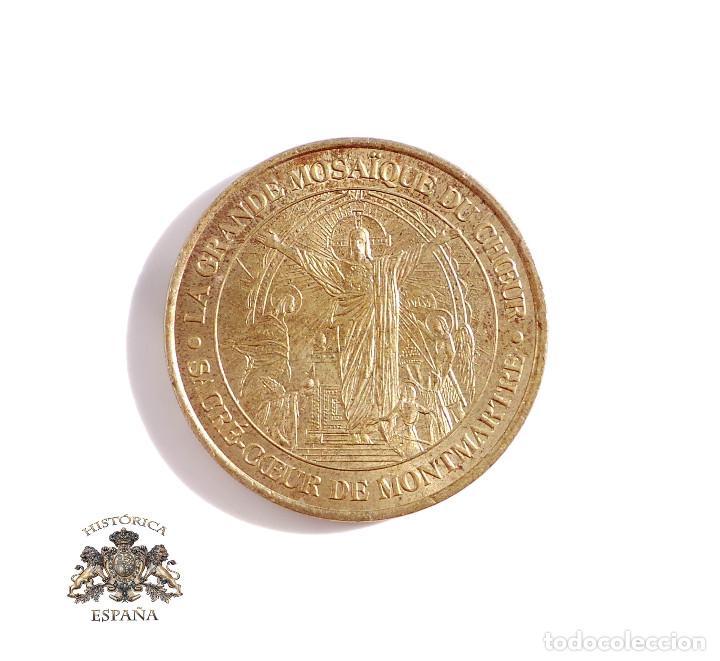 COLLECTION NATIONALE MEDAILLE OFFICIELLE - MILLENNIUM 2001 - MEDALLA NUEVO MILENIO (Numismática - Medallería - Temática)