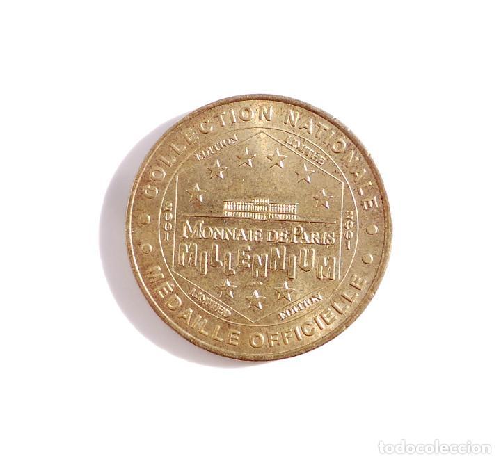 Medallas temáticas: COLLECTION NATIONALE MEDAILLE OFFICIELLE - MILLENNIUM 2001 - MEDALLA NUEVO MILENIO - Foto 2 - 104066399