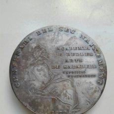 Medallas temáticas - Medalla Isidro Nonell Academia de Bellas Artes Sabadell - 104127058