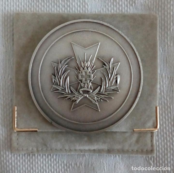 Medallas temáticas: MEDALLA DEL CUERPO DE VETERINARIA MILITAR - 150 ANIVERSARIO 1845 / 1995. - Foto 2 - 104258707