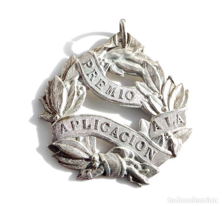 Medallas temáticas: MEDALLA ESCOLAR MÉRITO A LA APLICACIÓN - Foto 2 - 104983867