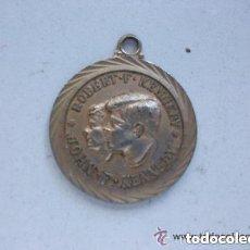 Medallas temáticas: MEDALLA ESTADOS UNIDOS DE LA CAMPAÑA CONJUNTA DE JOHN Y ROBERT F. KENNEDY . AÑOS 60. Lote 105007215