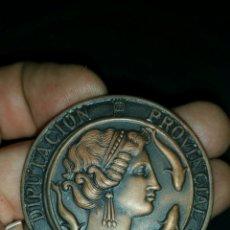 Medallas temáticas: MEDALLA DEL 50 ANIVERSARIO DE LAS EXCAVACIONES DE AMPURIAS. Lote 105939659