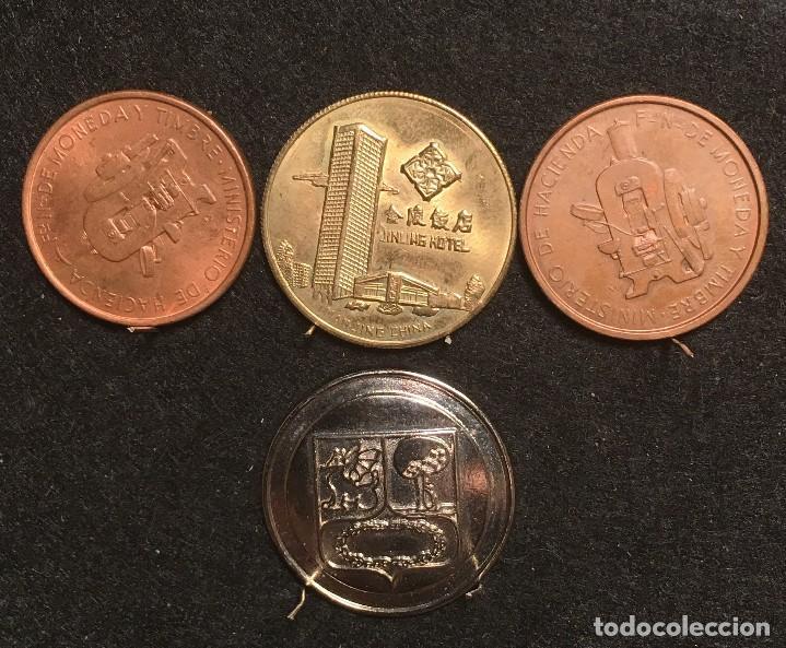 LOTE VARIOS (Numismática - Medallería - Temática)