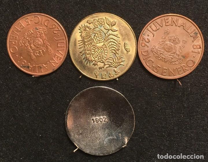 Medallas temáticas: Lote varios - Foto 2 - 106612759