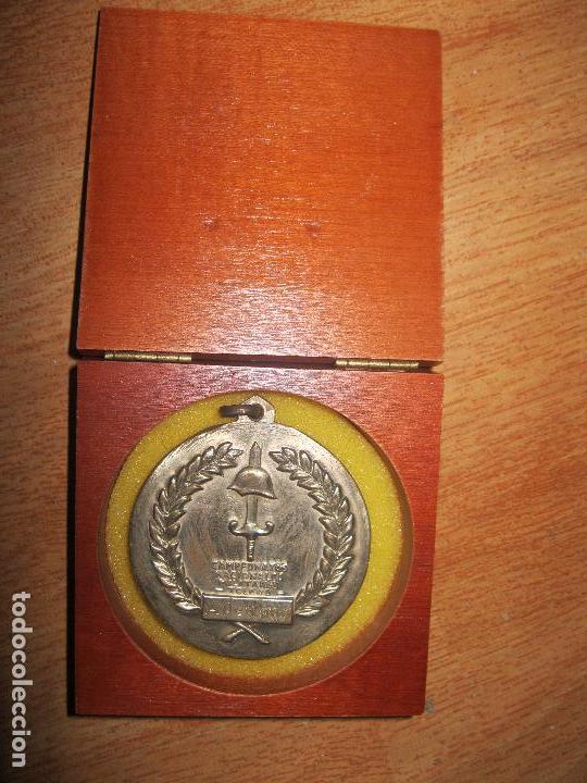 MEDALLA MEDALLON CAMPEONATOS NACIONALES MILITARES TOLEDO 6 CMS (Numismática - Medallería - Temática)