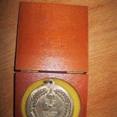 Medallas temáticas: MEDALLA MEDALLON CAMPEONATOS NACIONALES MILITARES TOLEDO 6 CMS. Lote 65329203