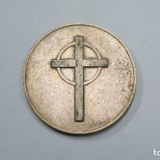 Medallas temáticas: MEDALLA 75 ANIVERSARIOS DE ACCION CATOLICA DE PROPAGANDISTAS. 1908-1983. Lote 108249715