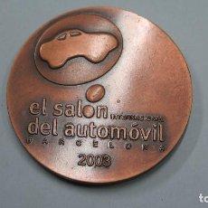 Medallas temáticas: MEDALLA SALON AUTOMOVIL BARCELONA. 2003. Lote 108274215