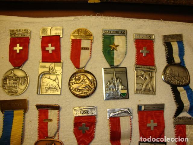 Medallas temáticas: IMPRESIONANTE COLECCION DE 120 MEDALLAS ORIGINALES TODAS EN PERFECTO ESTADO VER FOTOS - Foto 2 - 108445123