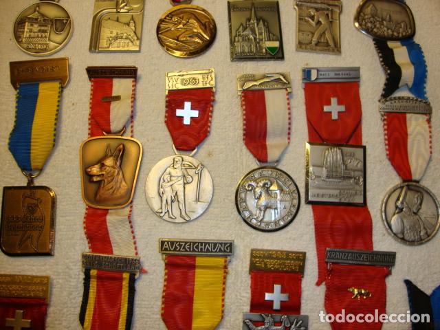 Medallas temáticas: IMPRESIONANTE COLECCION DE 120 MEDALLAS ORIGINALES TODAS EN PERFECTO ESTADO VER FOTOS - Foto 3 - 108445123