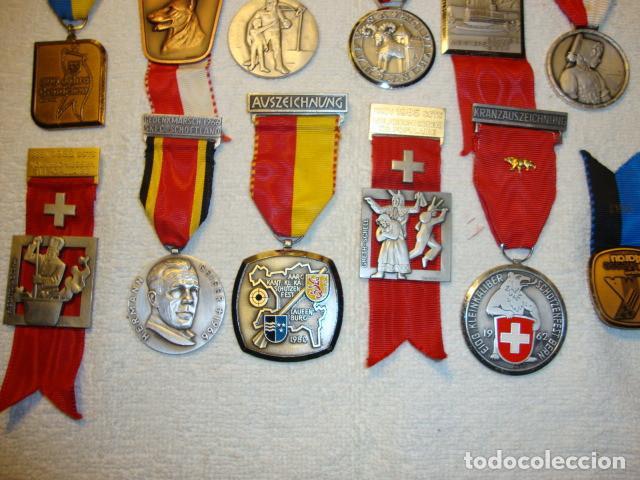 Medallas temáticas: IMPRESIONANTE COLECCION DE 120 MEDALLAS ORIGINALES TODAS EN PERFECTO ESTADO VER FOTOS - Foto 4 - 108445123