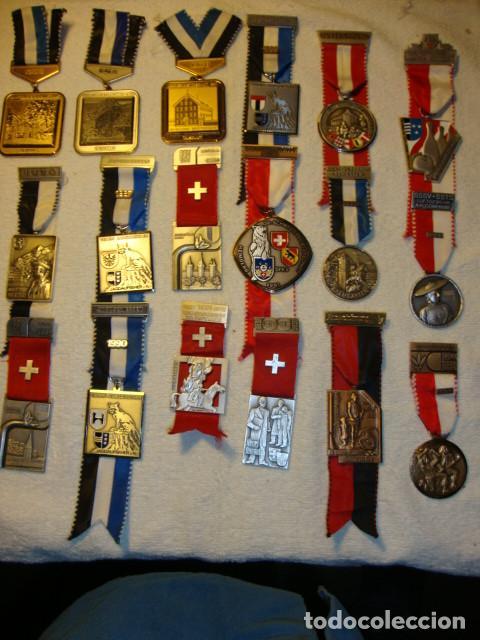 Medallas temáticas: IMPRESIONANTE COLECCION DE 120 MEDALLAS ORIGINALES TODAS EN PERFECTO ESTADO VER FOTOS - Foto 5 - 108445123