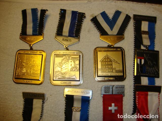 Medallas temáticas: IMPRESIONANTE COLECCION DE 120 MEDALLAS ORIGINALES TODAS EN PERFECTO ESTADO VER FOTOS - Foto 6 - 108445123