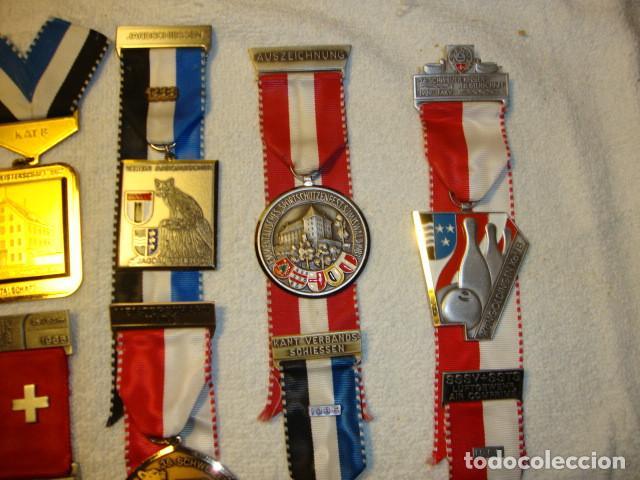 Medallas temáticas: IMPRESIONANTE COLECCION DE 120 MEDALLAS ORIGINALES TODAS EN PERFECTO ESTADO VER FOTOS - Foto 7 - 108445123