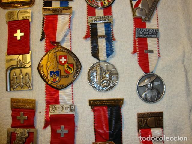 Medallas temáticas: IMPRESIONANTE COLECCION DE 120 MEDALLAS ORIGINALES TODAS EN PERFECTO ESTADO VER FOTOS - Foto 9 - 108445123