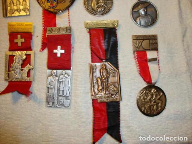 Medallas temáticas: IMPRESIONANTE COLECCION DE 120 MEDALLAS ORIGINALES TODAS EN PERFECTO ESTADO VER FOTOS - Foto 11 - 108445123