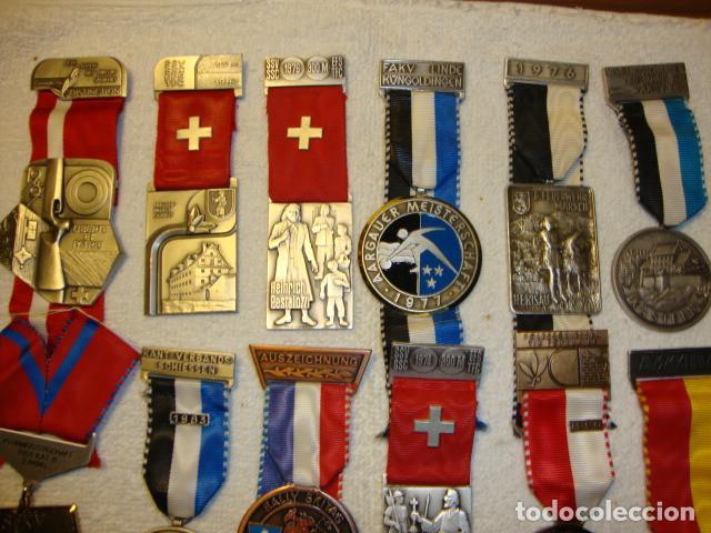 Medallas temáticas: IMPRESIONANTE COLECCION DE 120 MEDALLAS ORIGINALES TODAS EN PERFECTO ESTADO VER FOTOS - Foto 13 - 108445123