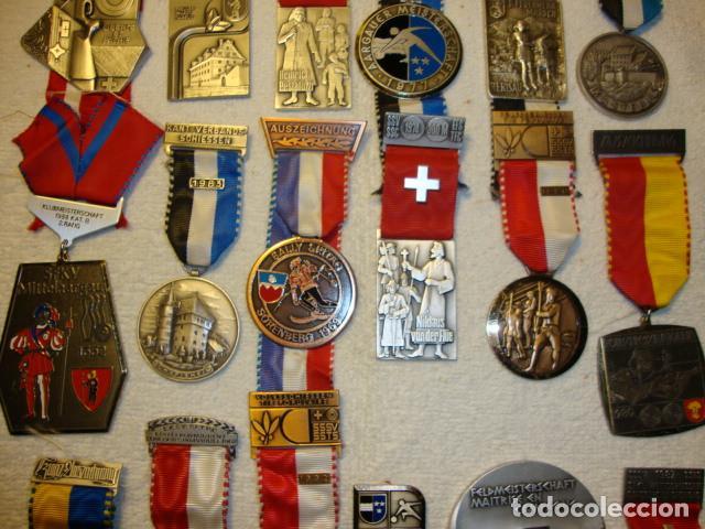 Medallas temáticas: IMPRESIONANTE COLECCION DE 120 MEDALLAS ORIGINALES TODAS EN PERFECTO ESTADO VER FOTOS - Foto 14 - 108445123