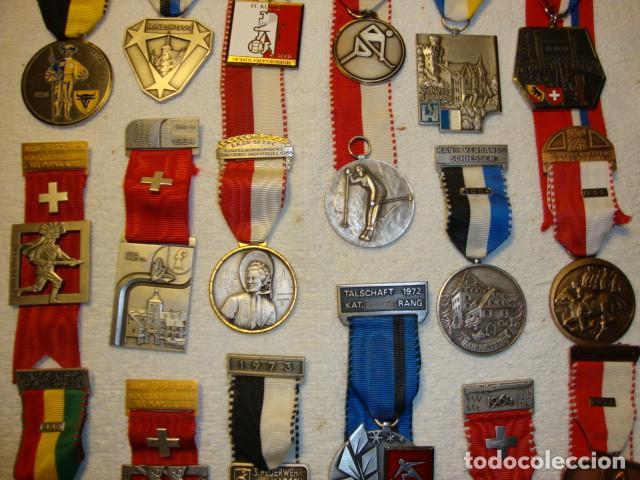Medallas temáticas: IMPRESIONANTE COLECCION DE 120 MEDALLAS ORIGINALES TODAS EN PERFECTO ESTADO VER FOTOS - Foto 18 - 108445123