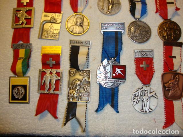 Medallas temáticas: IMPRESIONANTE COLECCION DE 120 MEDALLAS ORIGINALES TODAS EN PERFECTO ESTADO VER FOTOS - Foto 19 - 108445123