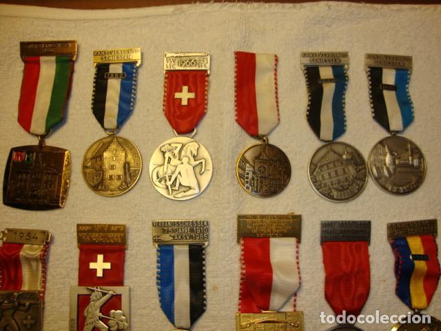 Medallas temáticas: IMPRESIONANTE COLECCION DE 120 MEDALLAS ORIGINALES TODAS EN PERFECTO ESTADO VER FOTOS - Foto 21 - 108445123