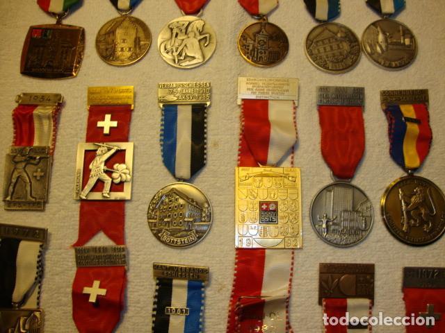 Medallas temáticas: IMPRESIONANTE COLECCION DE 120 MEDALLAS ORIGINALES TODAS EN PERFECTO ESTADO VER FOTOS - Foto 22 - 108445123