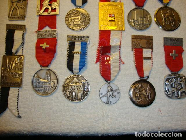 Medallas temáticas: IMPRESIONANTE COLECCION DE 120 MEDALLAS ORIGINALES TODAS EN PERFECTO ESTADO VER FOTOS - Foto 23 - 108445123
