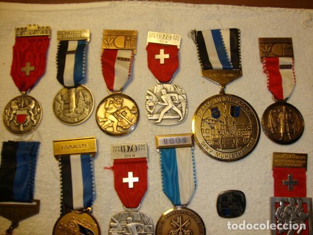 Medallas temáticas: IMPRESIONANTE COLECCION DE 120 MEDALLAS ORIGINALES TODAS EN PERFECTO ESTADO VER FOTOS - Foto 25 - 108445123