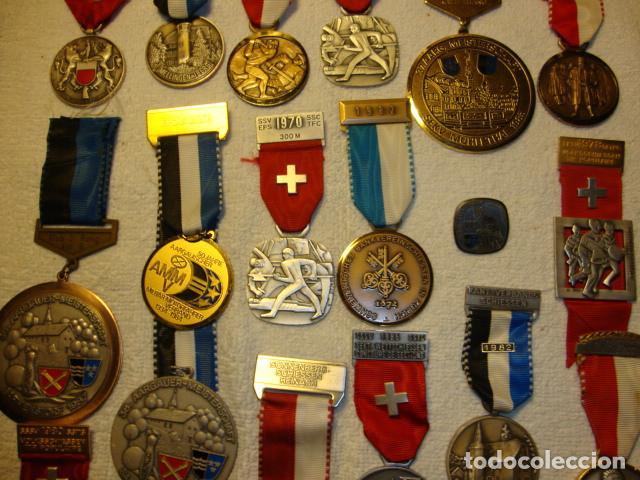 Medallas temáticas: IMPRESIONANTE COLECCION DE 120 MEDALLAS ORIGINALES TODAS EN PERFECTO ESTADO VER FOTOS - Foto 26 - 108445123