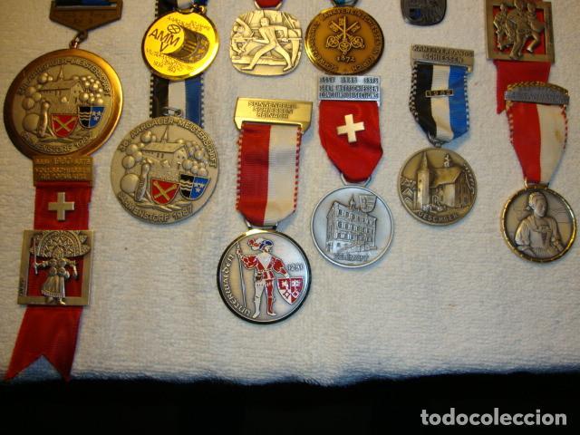 Medallas temáticas: IMPRESIONANTE COLECCION DE 120 MEDALLAS ORIGINALES TODAS EN PERFECTO ESTADO VER FOTOS - Foto 27 - 108445123