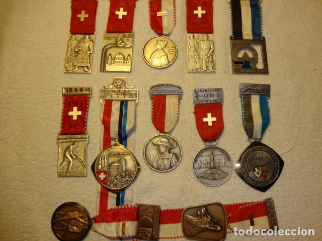 Medallas temáticas: IMPRESIONANTE COLECCION DE 120 MEDALLAS ORIGINALES TODAS EN PERFECTO ESTADO VER FOTOS - Foto 28 - 108445123